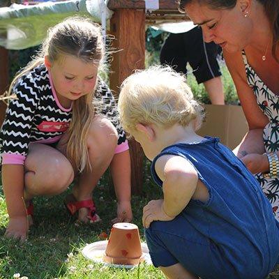 Samen Actief Dronten - spelende kinderen