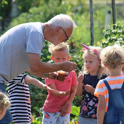 Samen Actief Dronten - spelende kinderen 2
